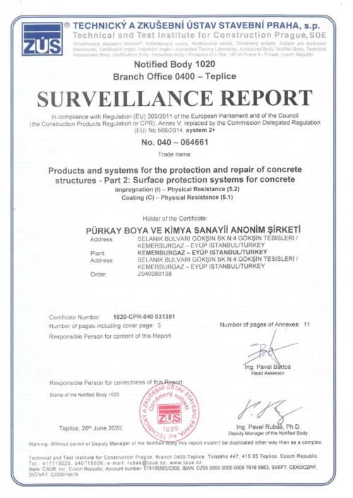 CE Pürkay Rapor